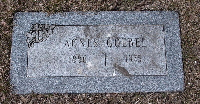 Agnes Goebel
