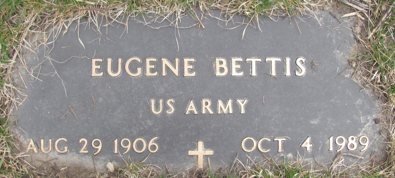 Eugene Bettis