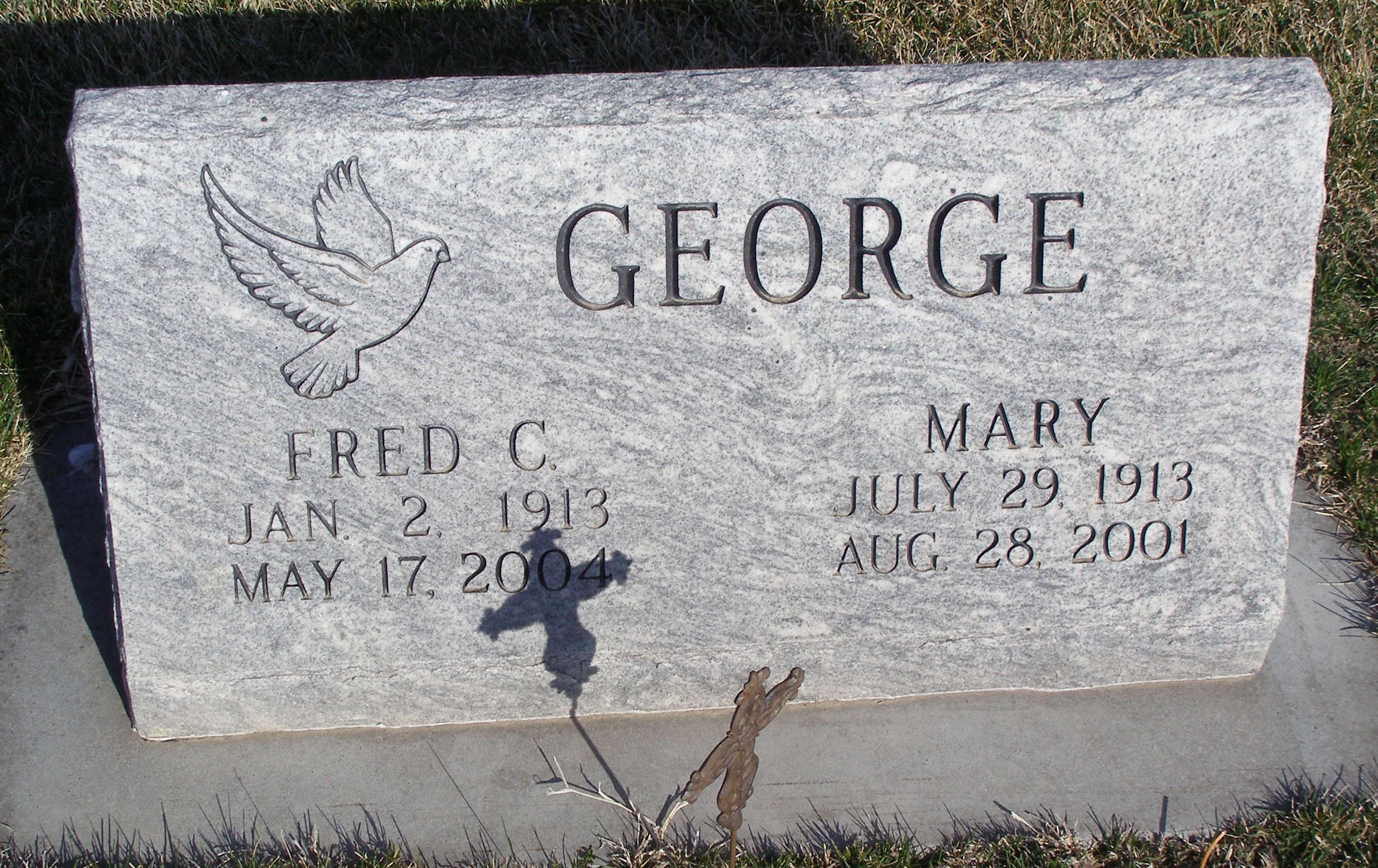 Fred C George