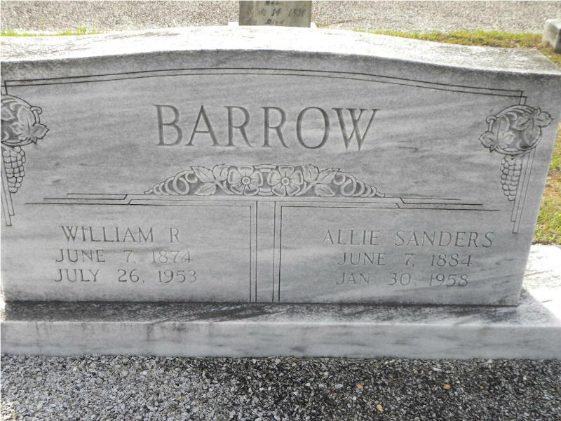 Allie Costella <i>Sanders</i> Barrow