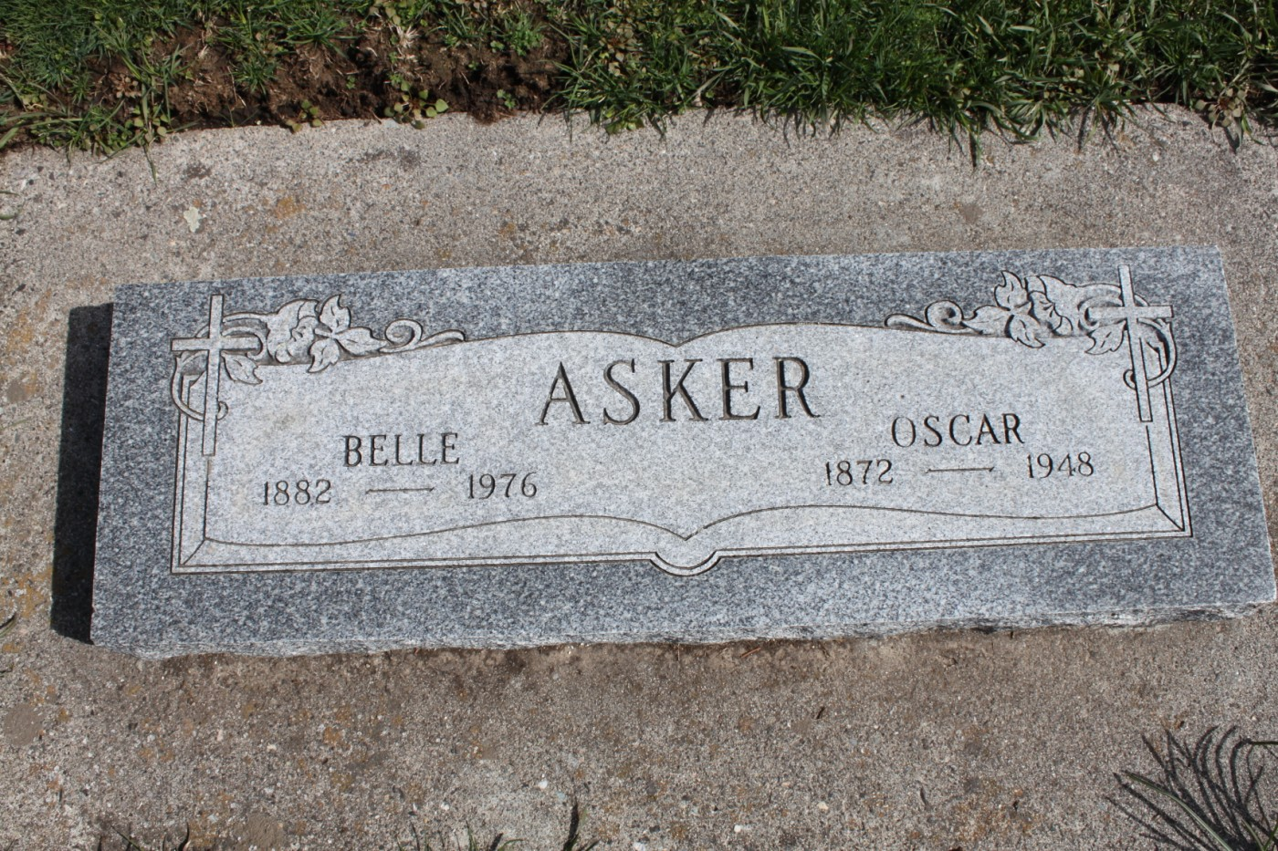 Oscar A Asker