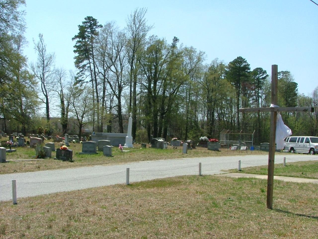 New Goshen Methodist Church Cemetery