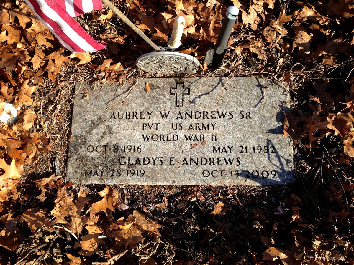 Gladys E. <i>Northup</i> Andrews