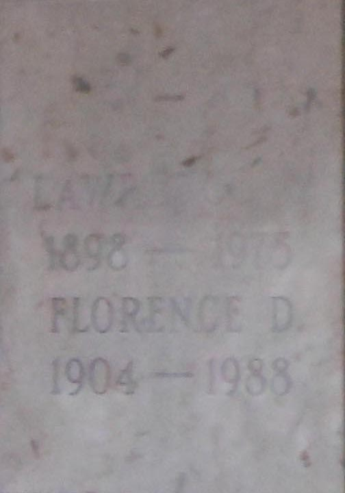 Florence Unknown