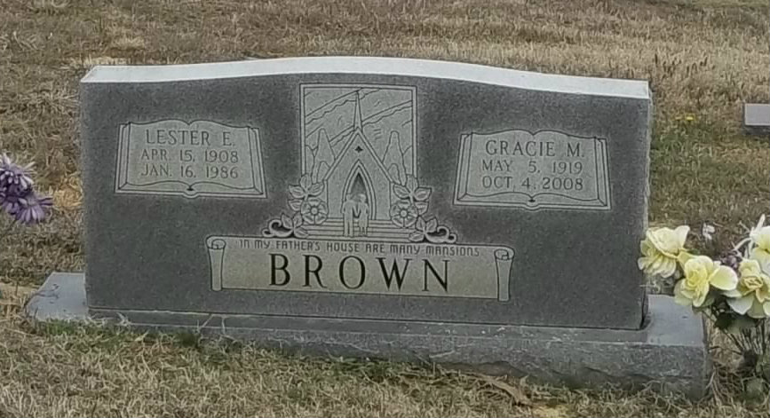 Gracie May <i>House</i> Brown