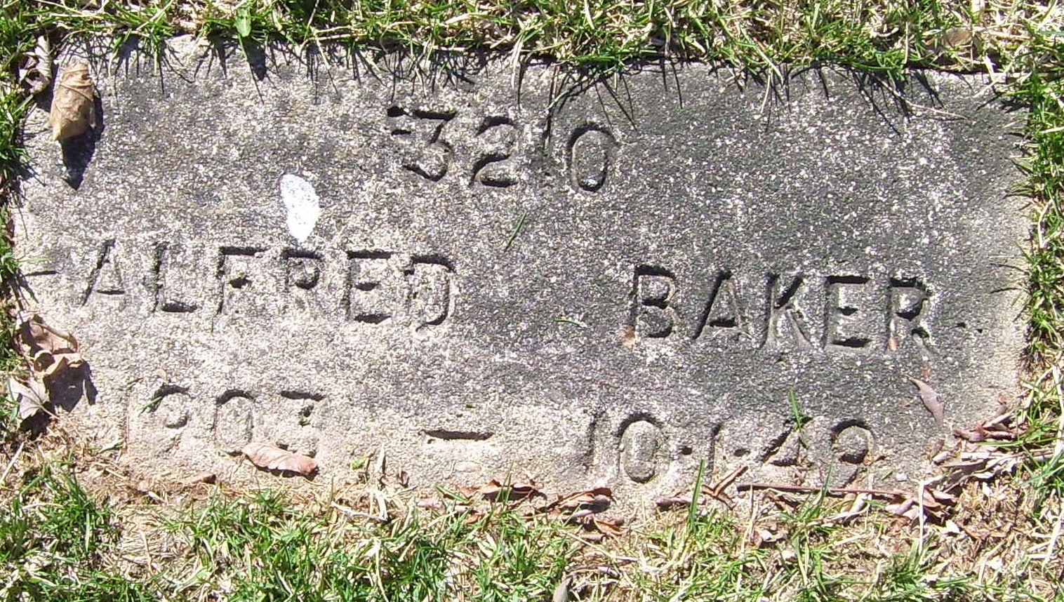 Alfred Baker