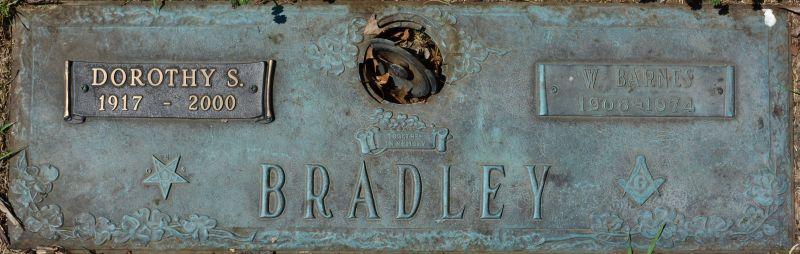 W Barnes Bradley