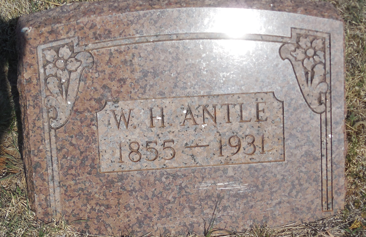 William Harden Antle