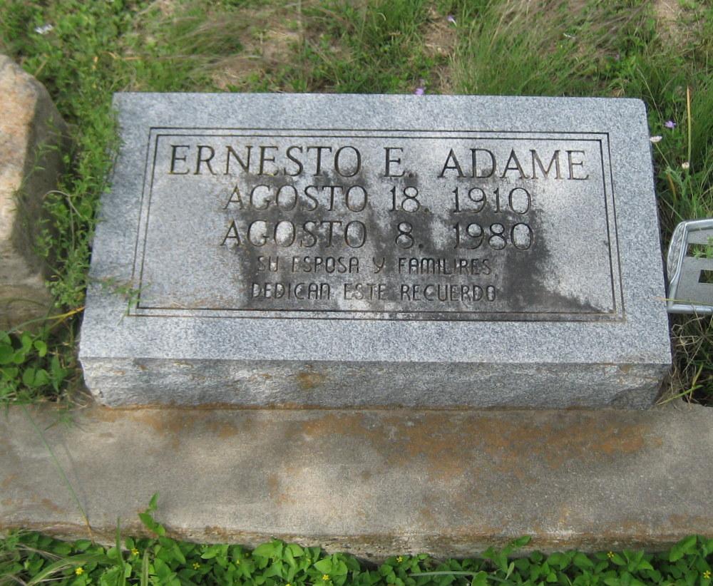 Ernesto E. Adame