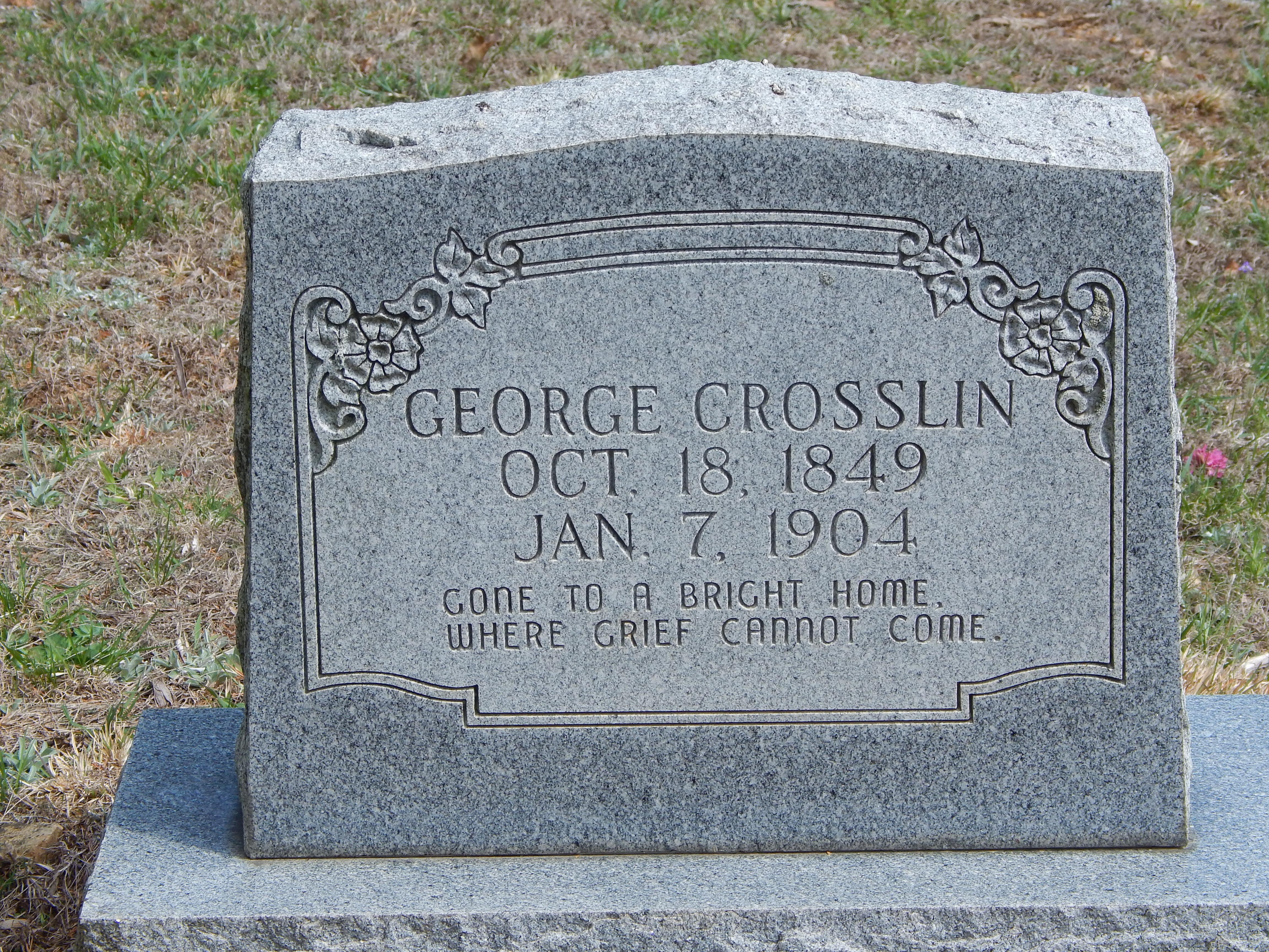 George Crosslin