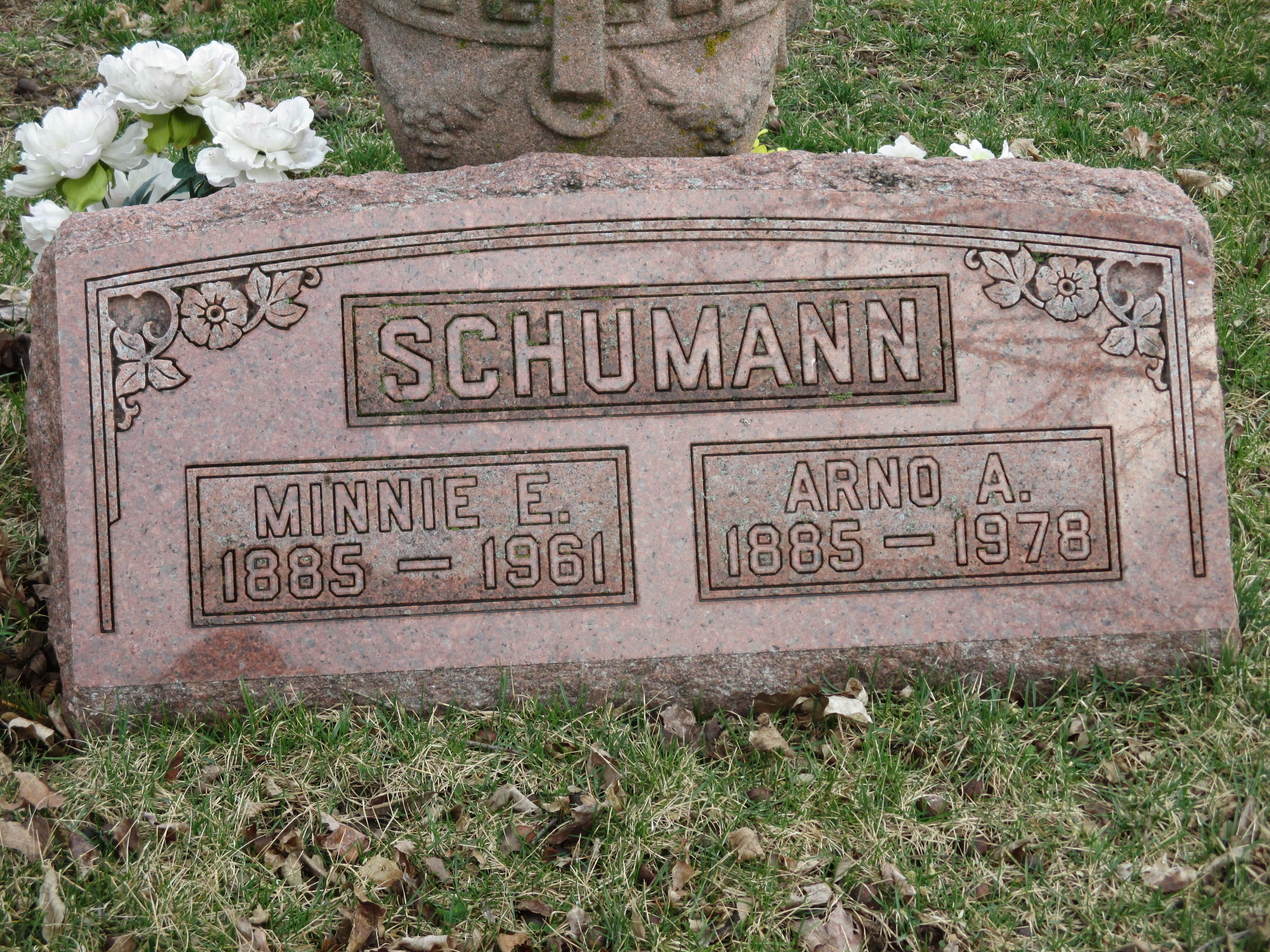 Arno Albert Schumann