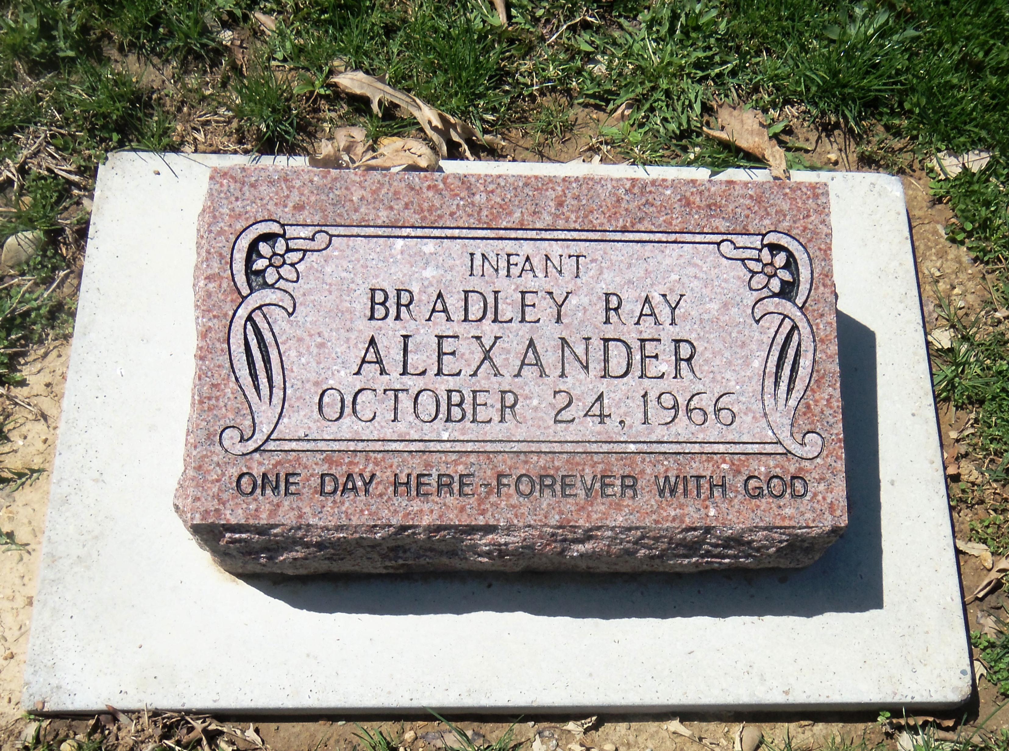 Bradley Ray Alexander