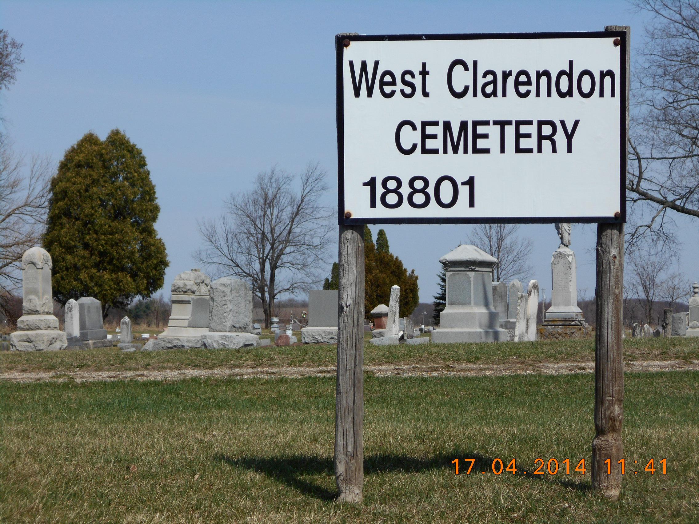 West Clarendon Cemetery