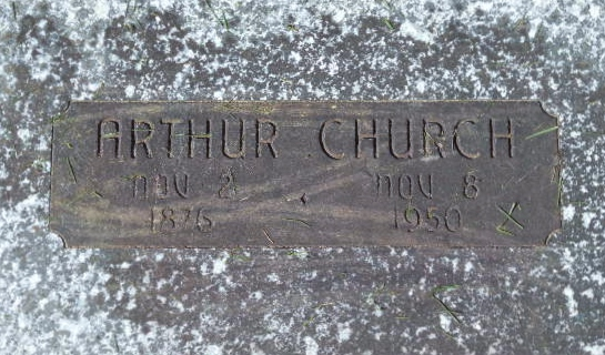 Arthur H. Church