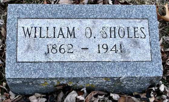 William O Sholes