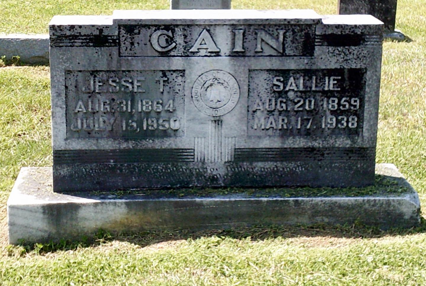 Jesse T. Cain