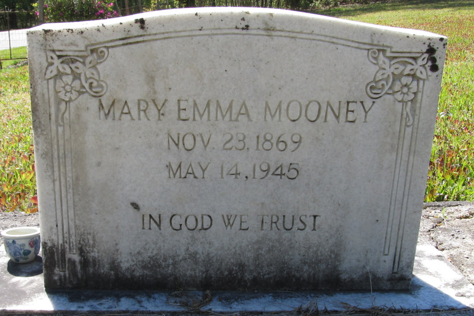 Mary Emma Mooney