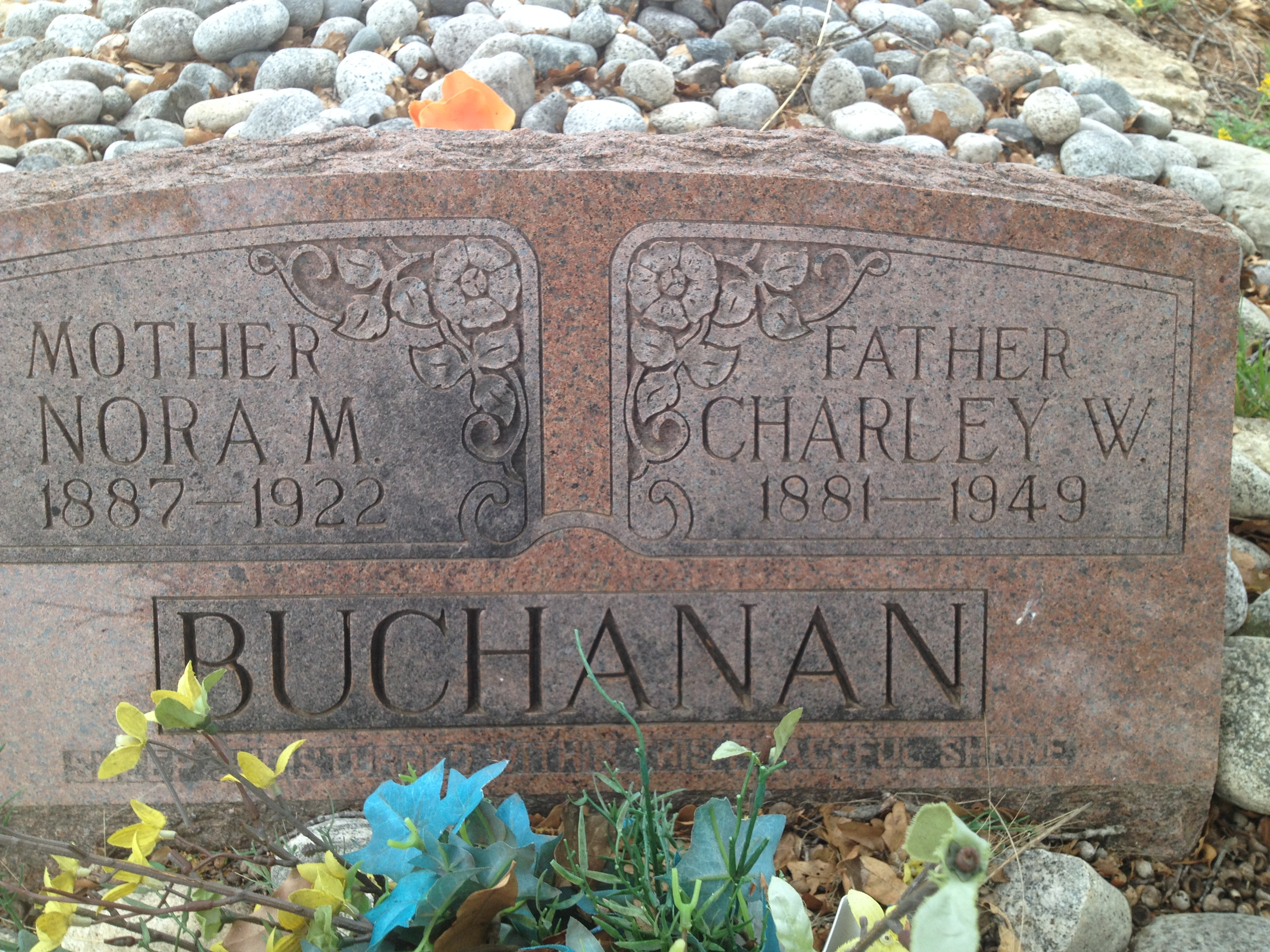 Charley Webster Buchanan
