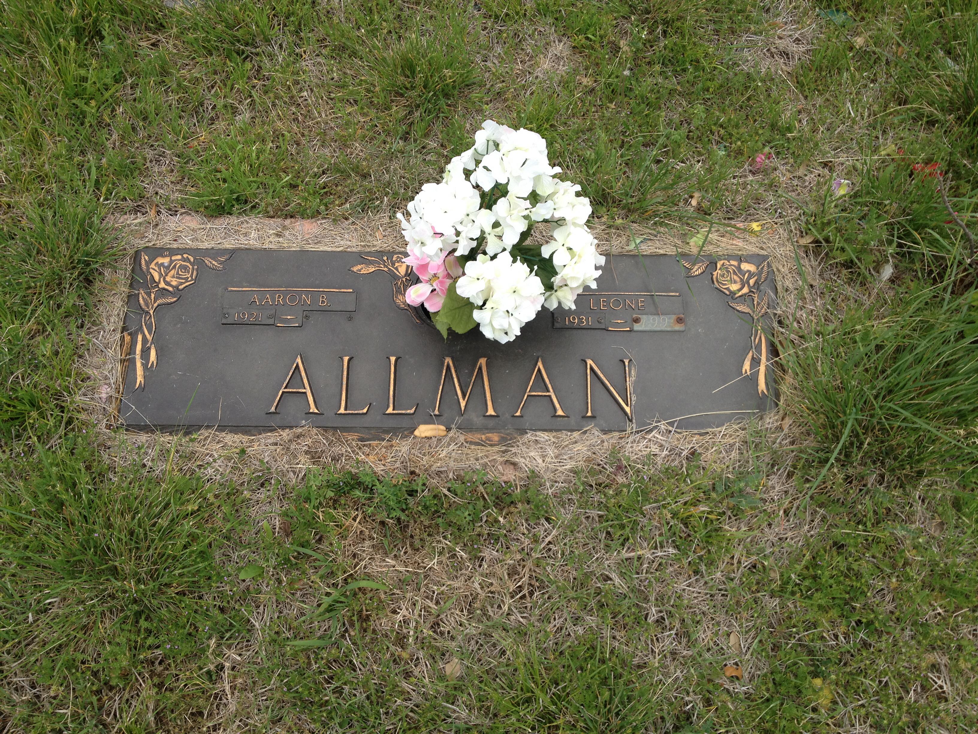 Aaron B Allman