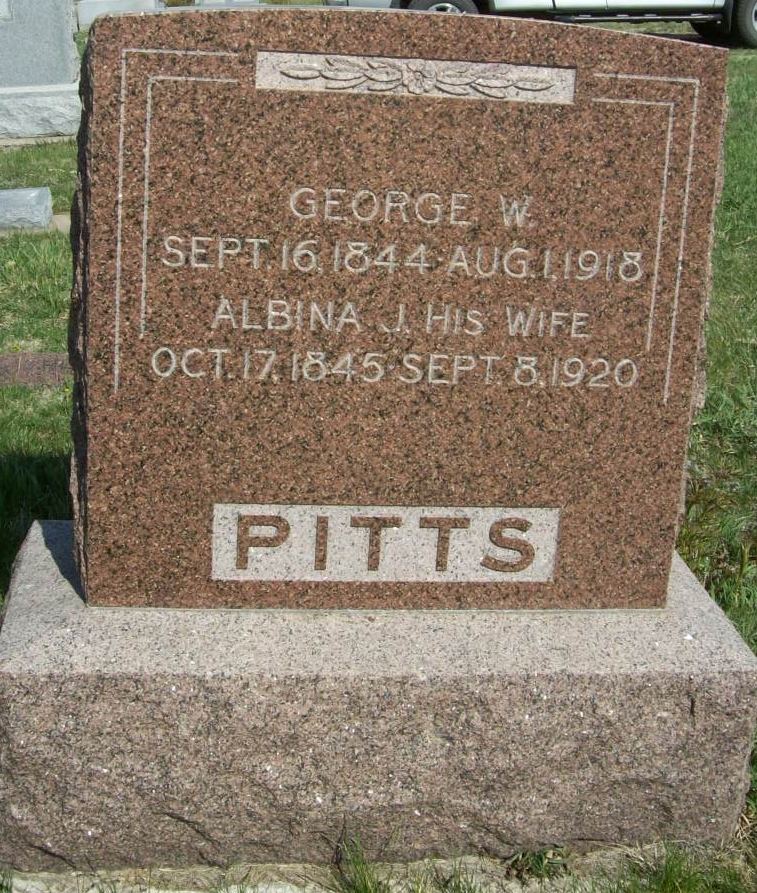 George W Pitts
