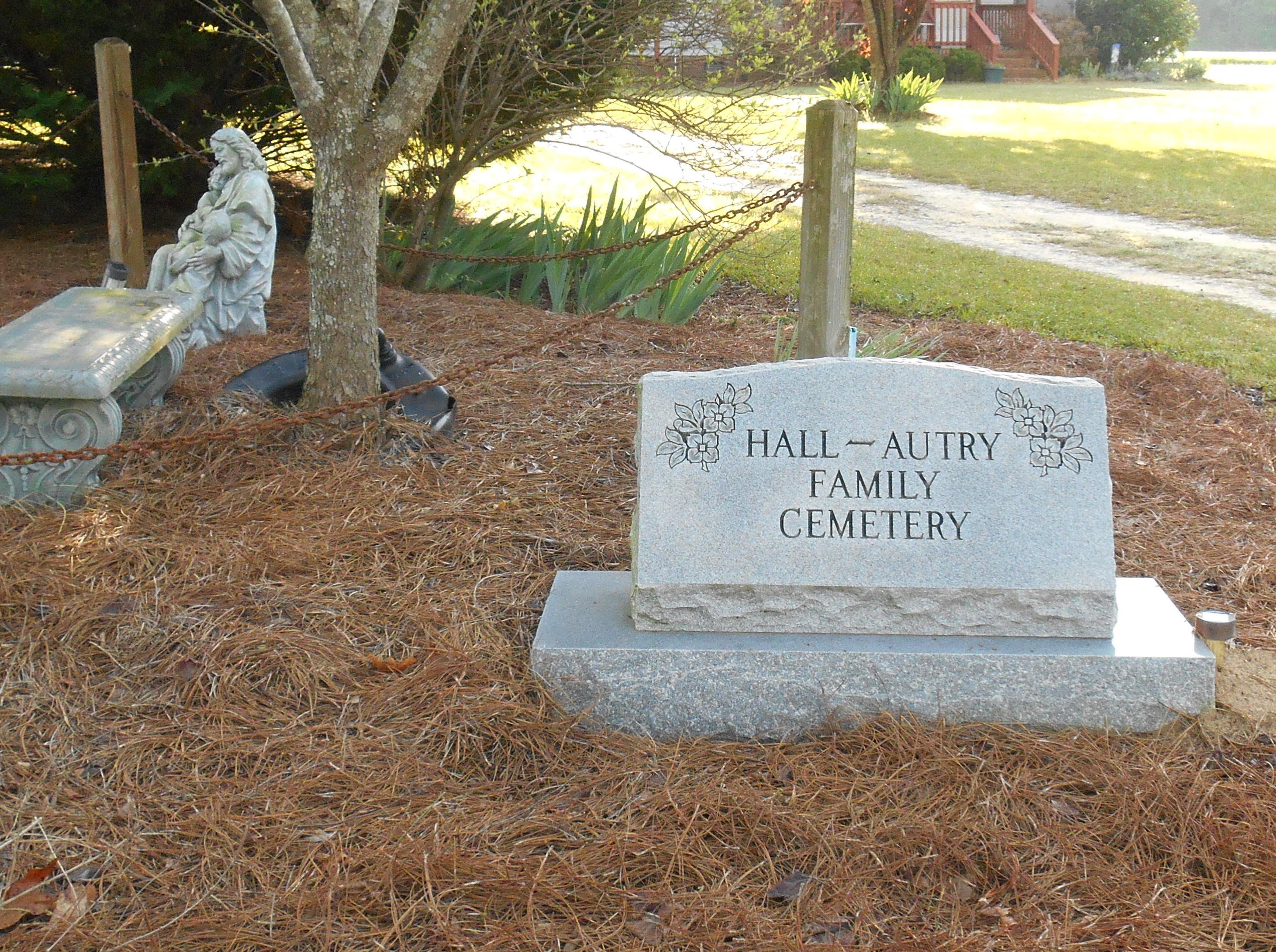 Francina <i>Hall</i> Autry