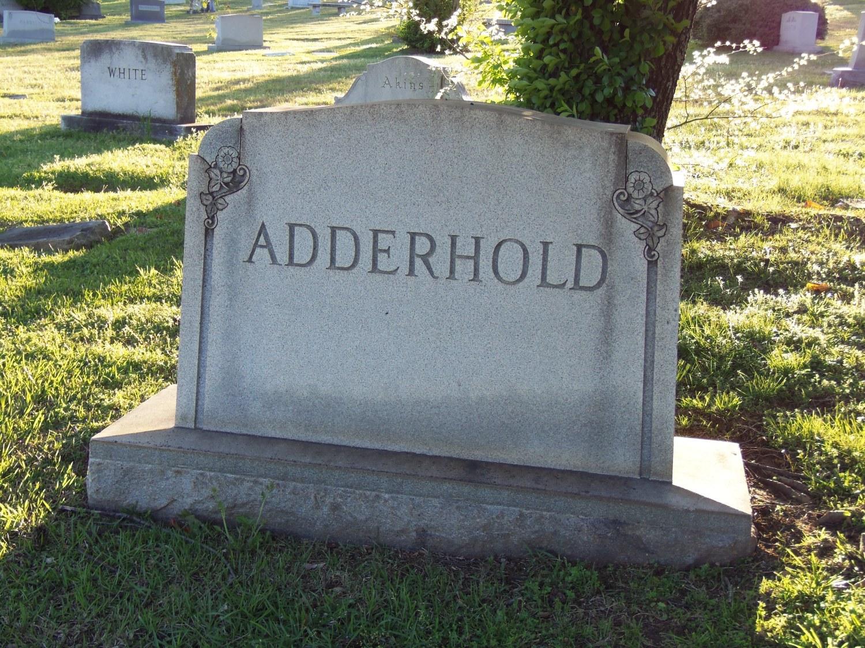 Archibald Clyde Adderhold