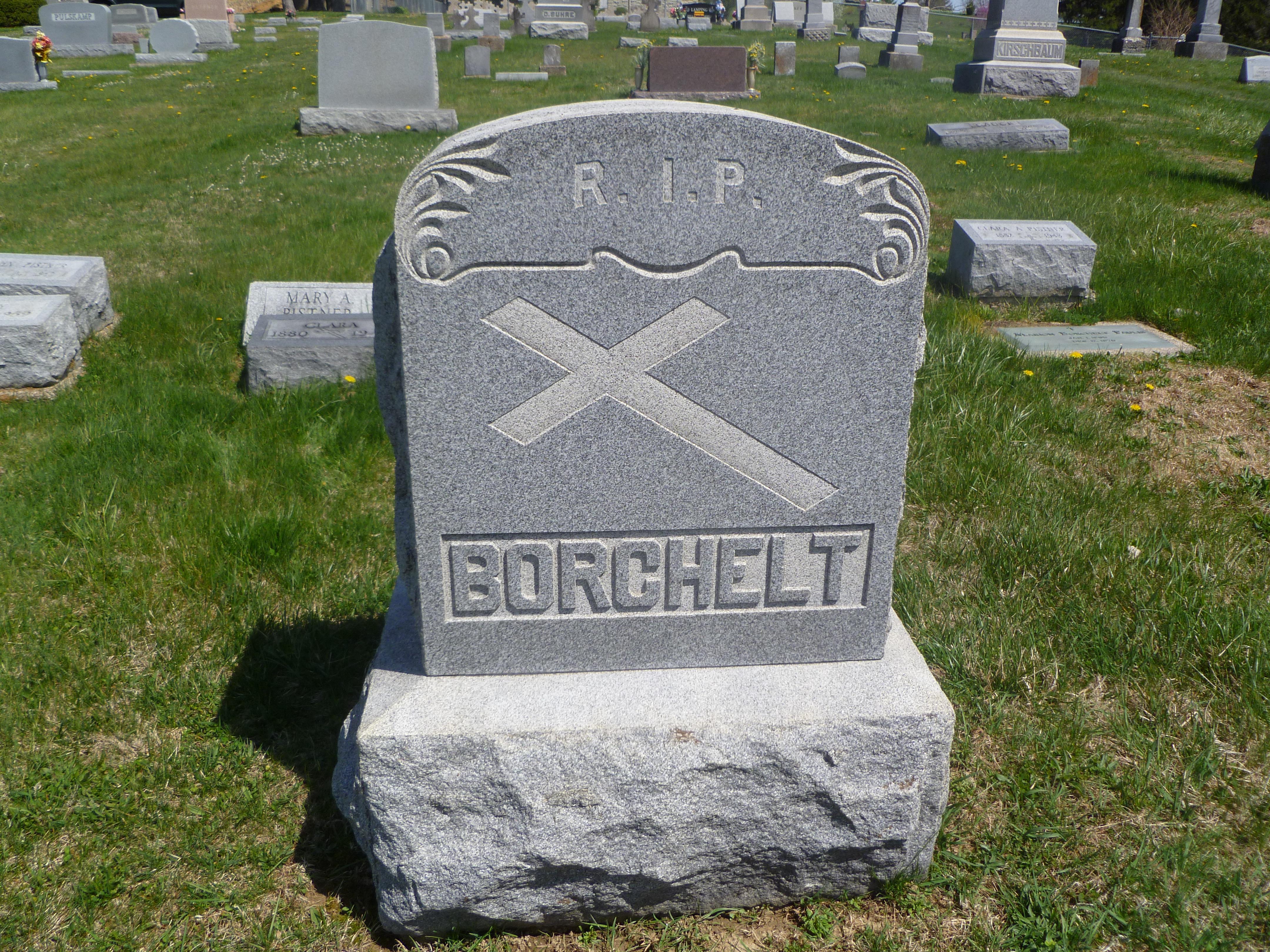 Harry Borchelt