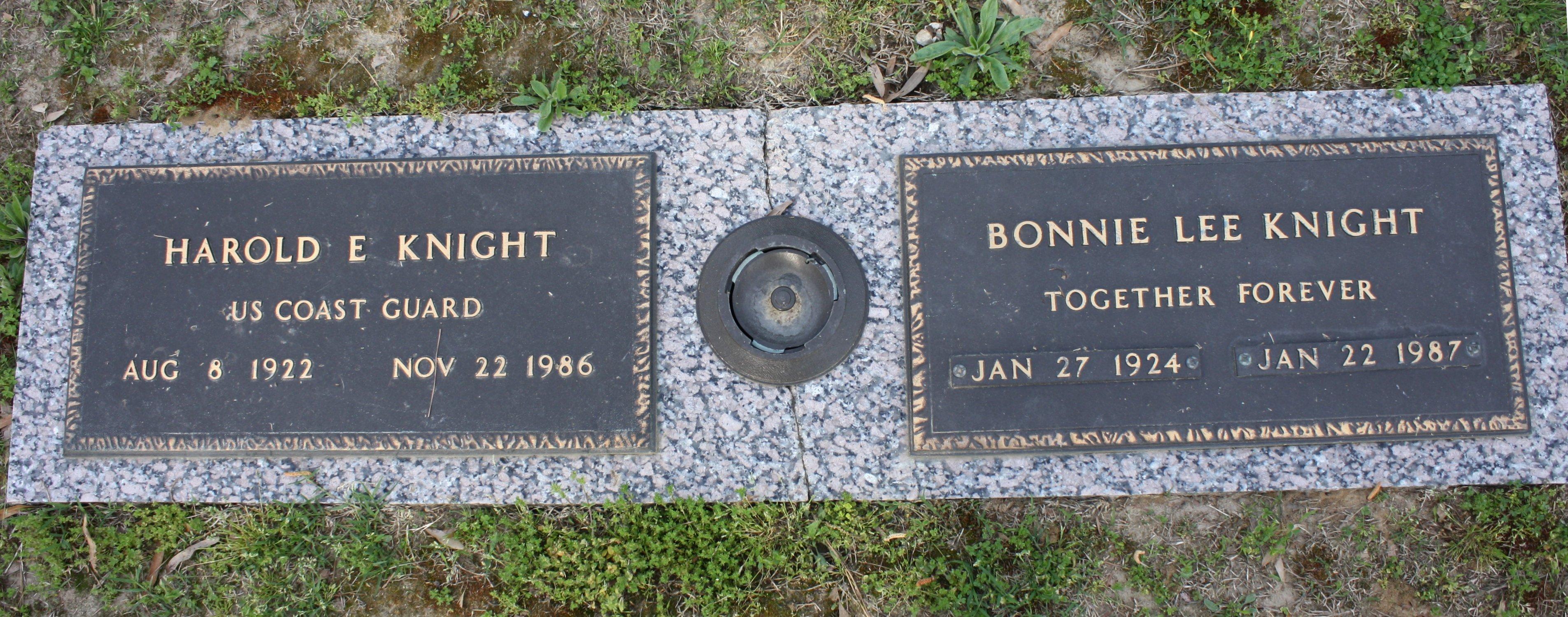 Bonnie Lee Knight