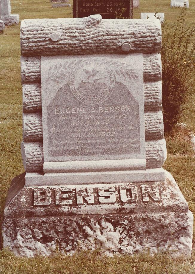 Eugene A. Benson