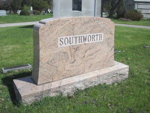 Lida Ruth <i>Brooks</i> Southworth