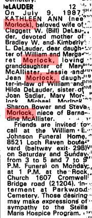 Kathleen Ann <i>Morlock</i> DeLauder