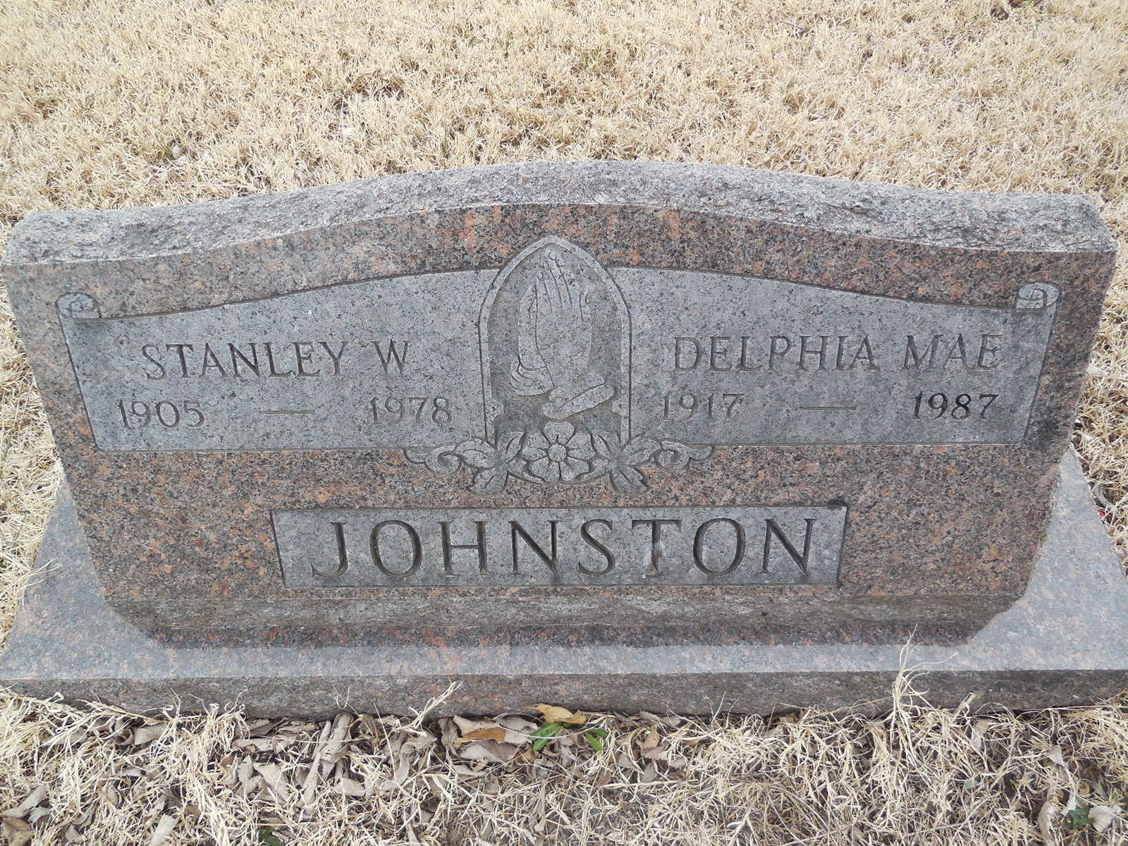 Delphia Mae <i>Campbell</i> Johnston
