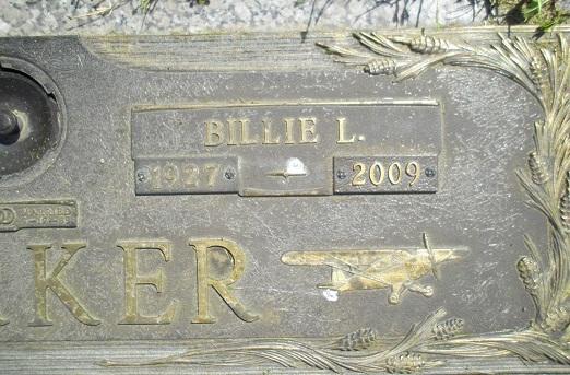 Billie Lee Marker