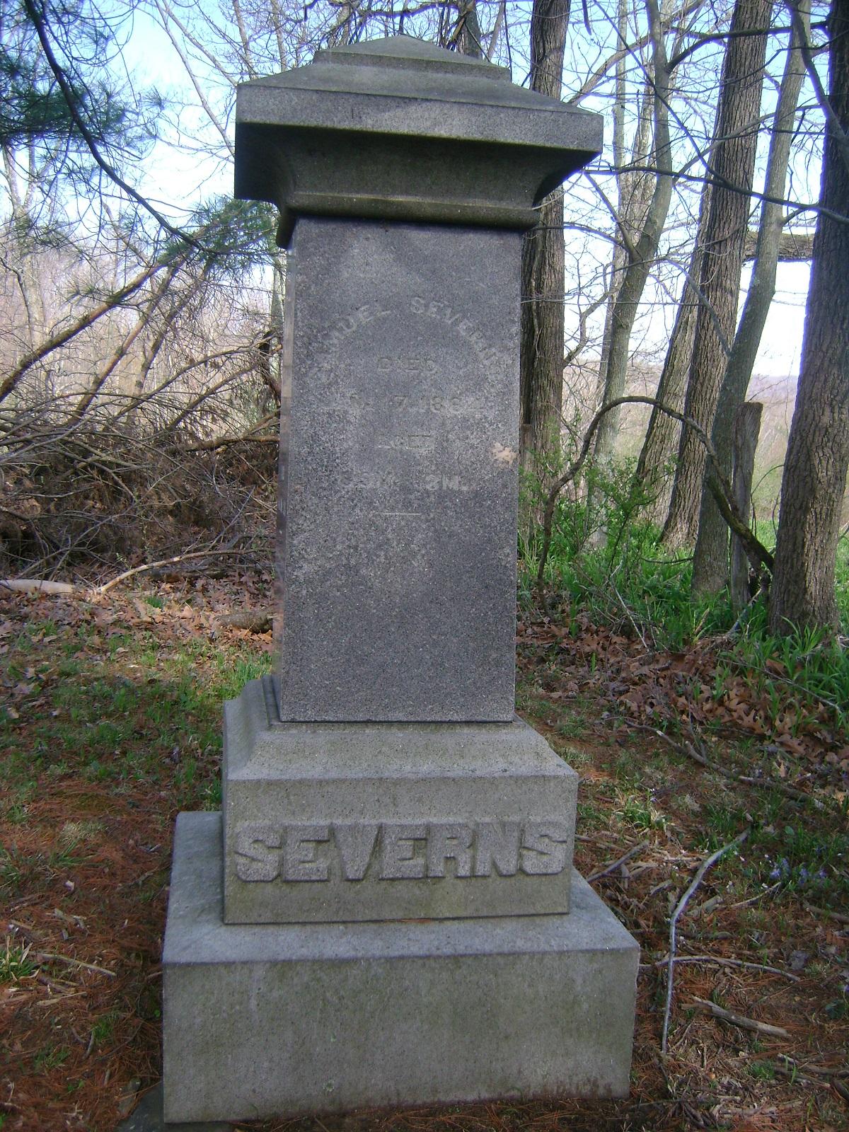 Abraham Severns