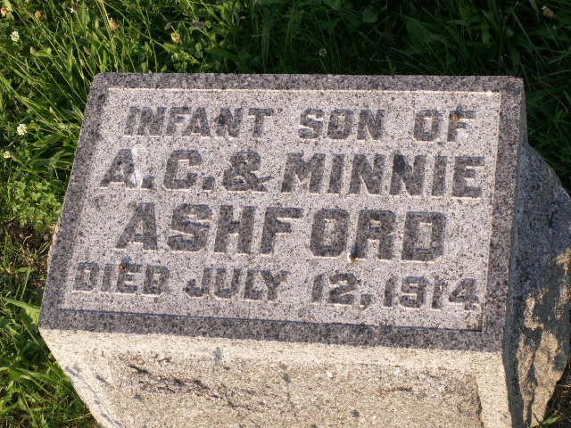 Infant Ashford
