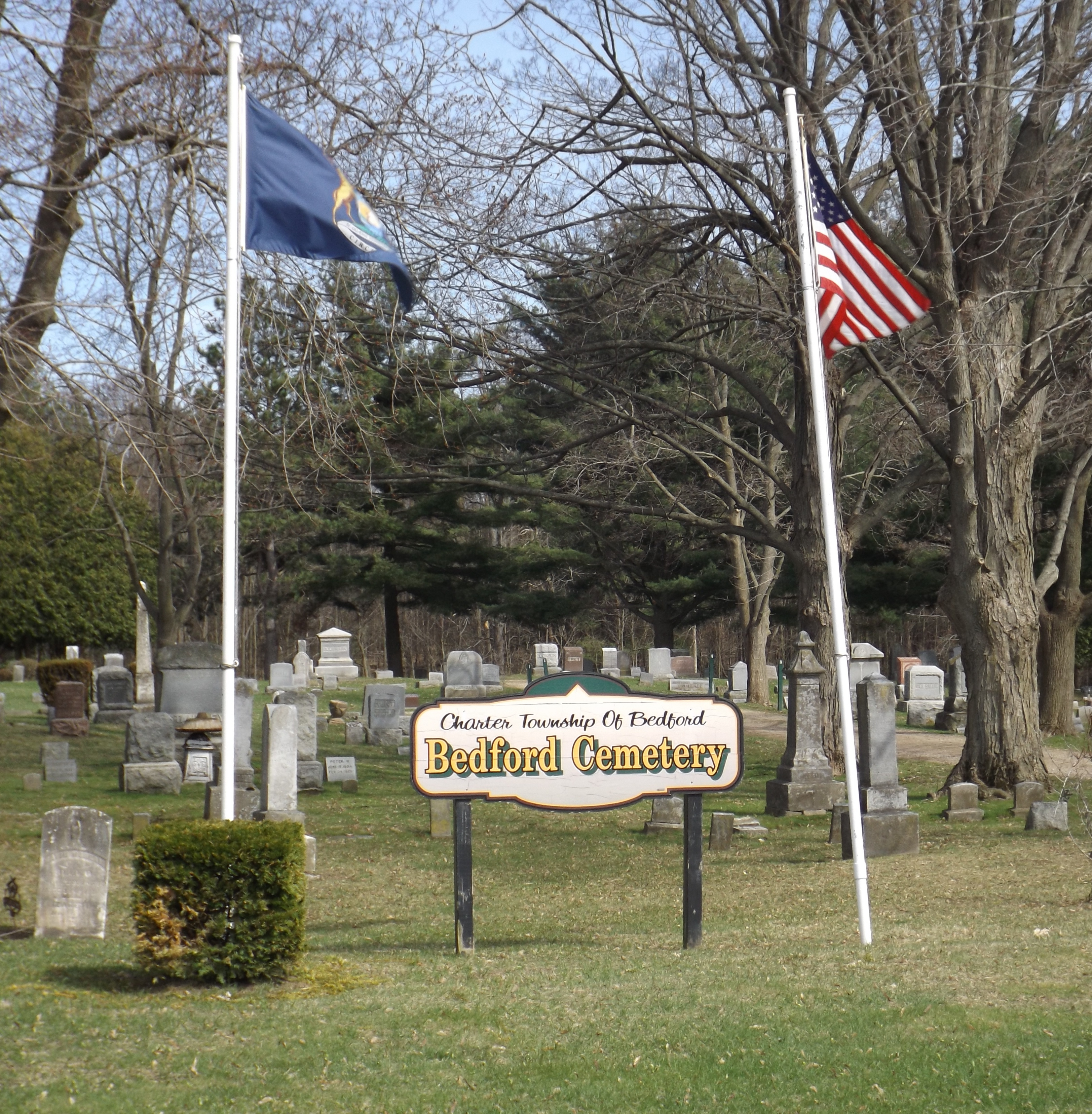 Bedford Cemetery in Battle Creek, Michigan - Find A Grave