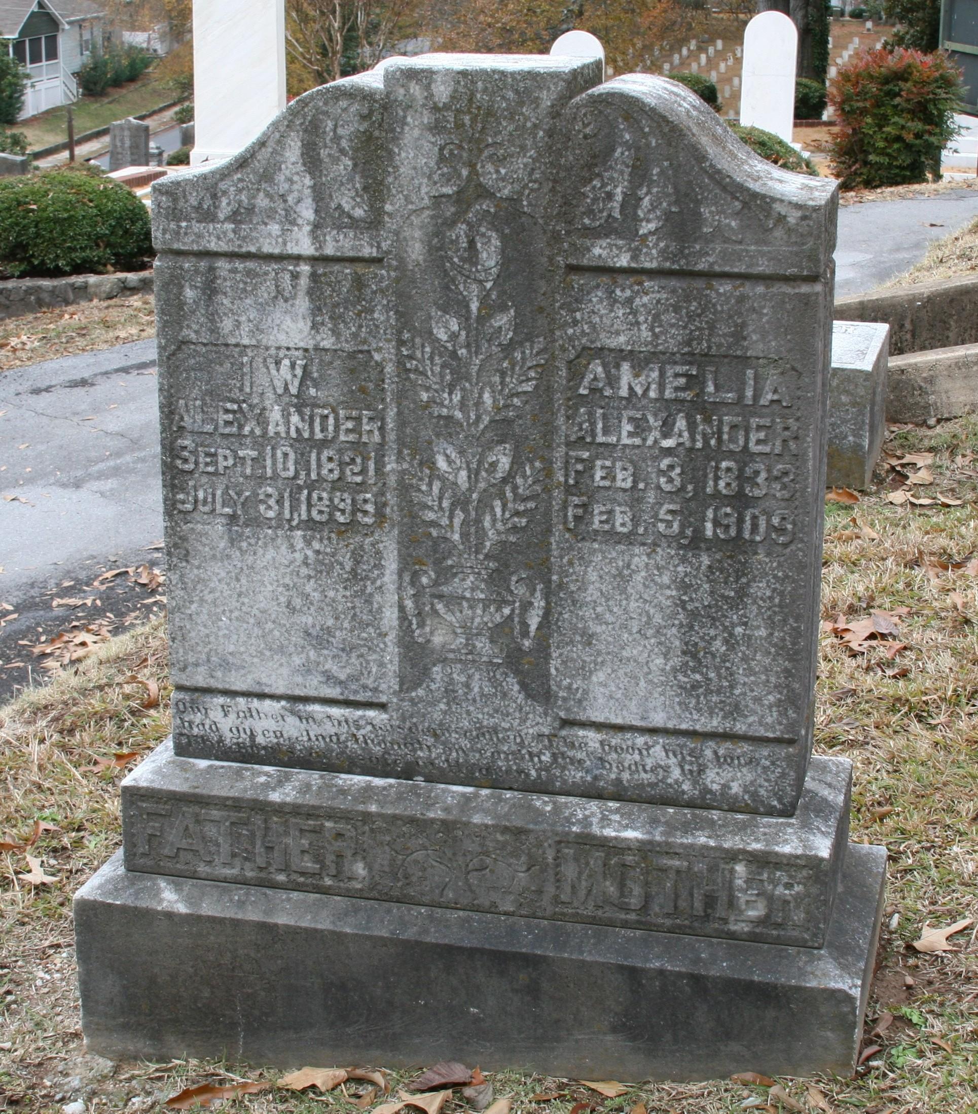 Amelia <i>Campbell</i> Alexander