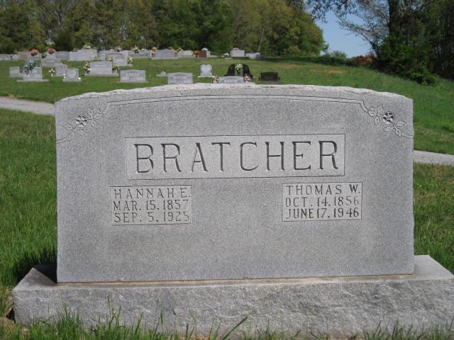 Thomas Whaley Nub Bratcher