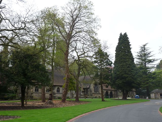 Lawnswood Cemetery