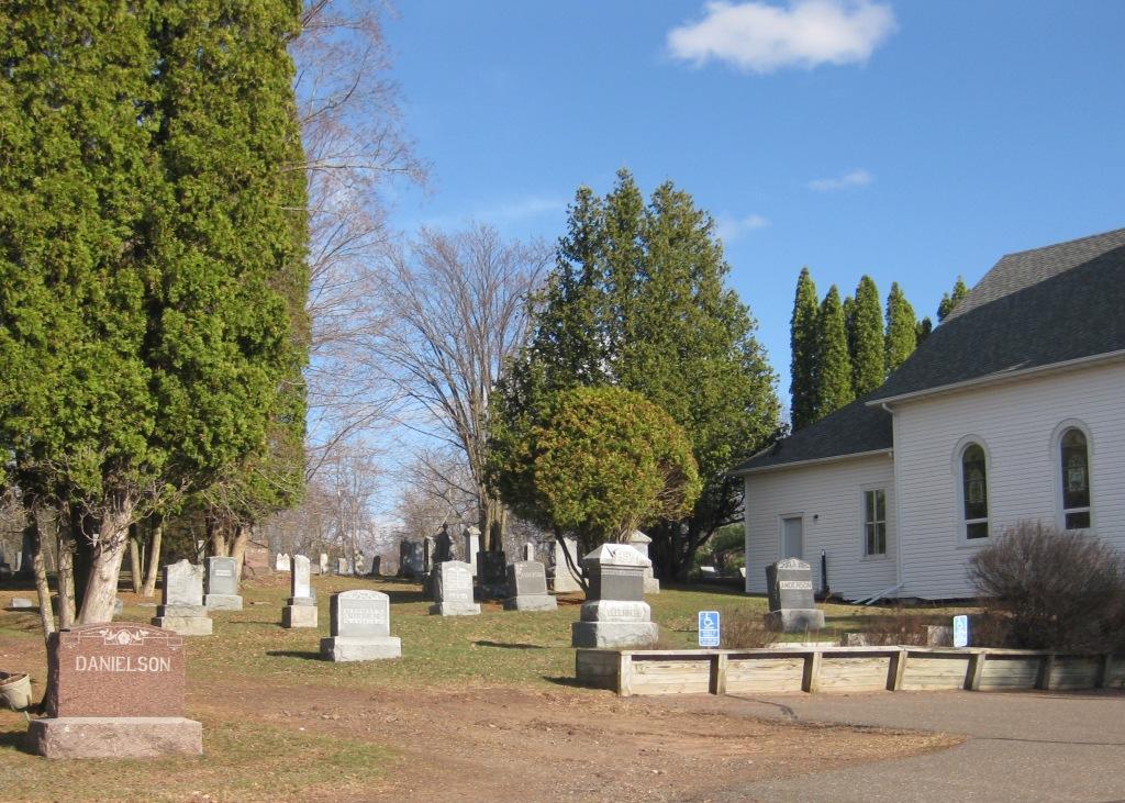 West Sweden Church Cemetery