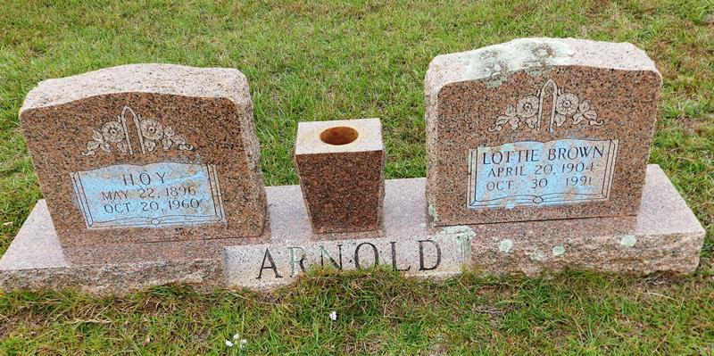 James Hoy Arnold