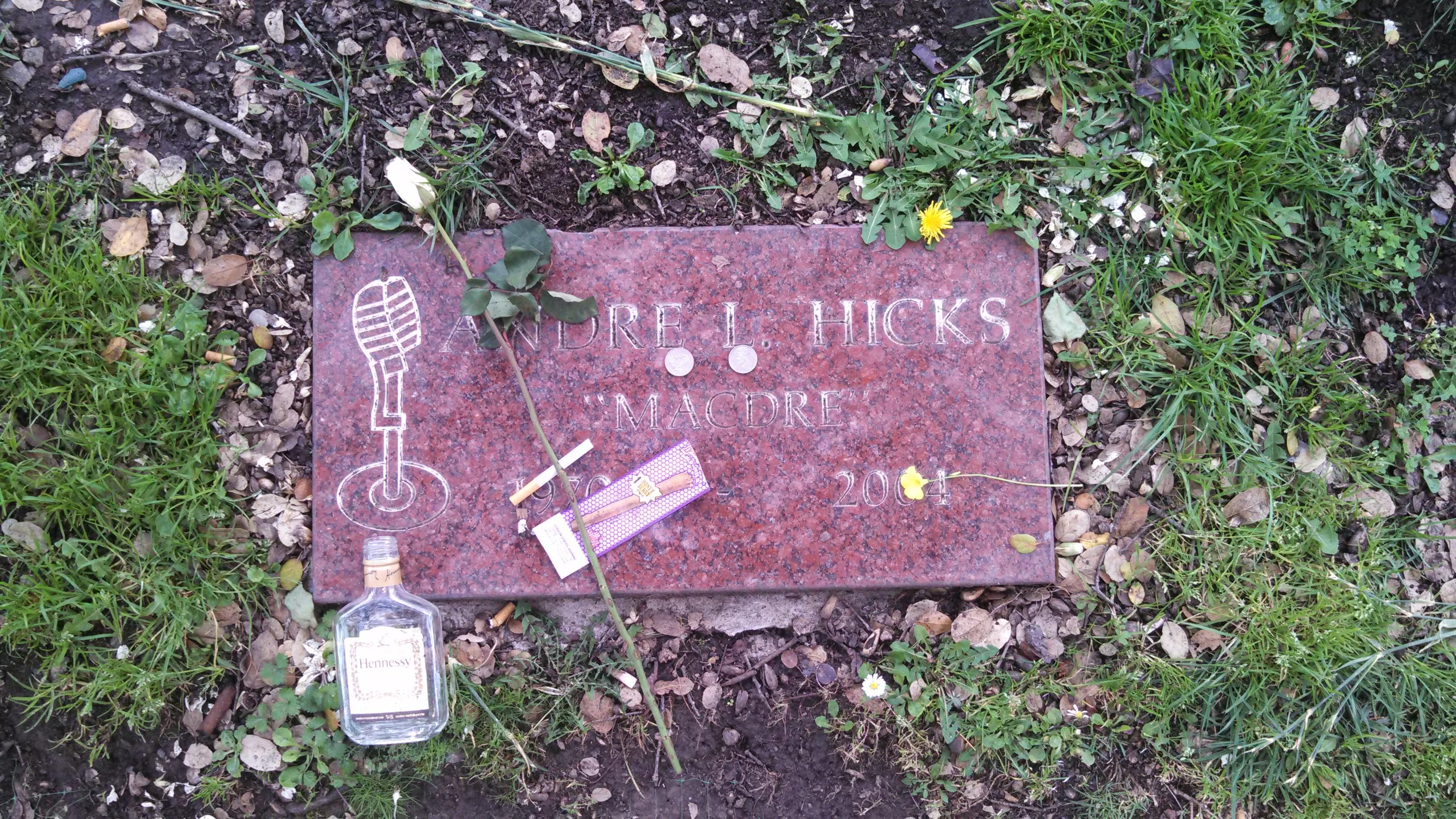 andre louis mac dre hicks 1970 2004 find a grave memorial