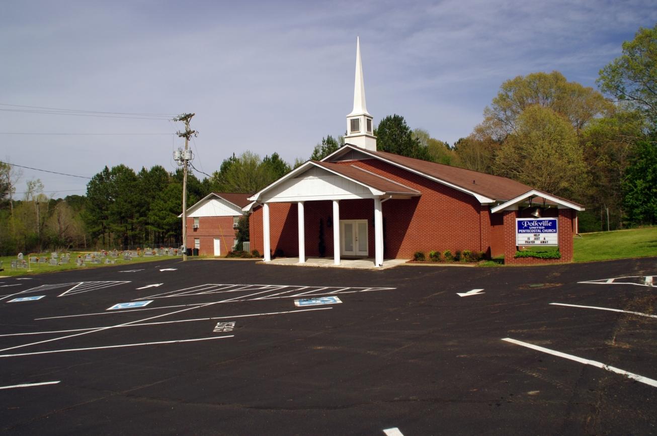 Polkville Pentecostal Cemetery