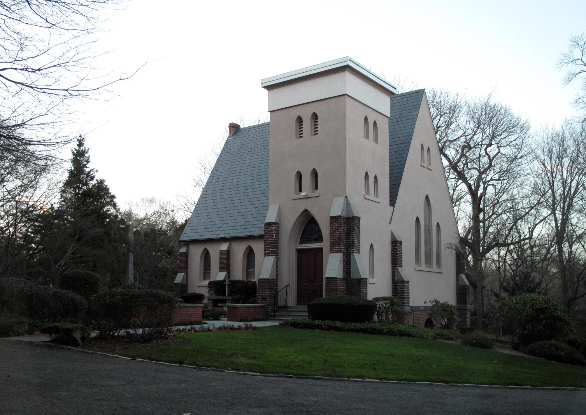 Memorial Cemetery of Saint John's Church