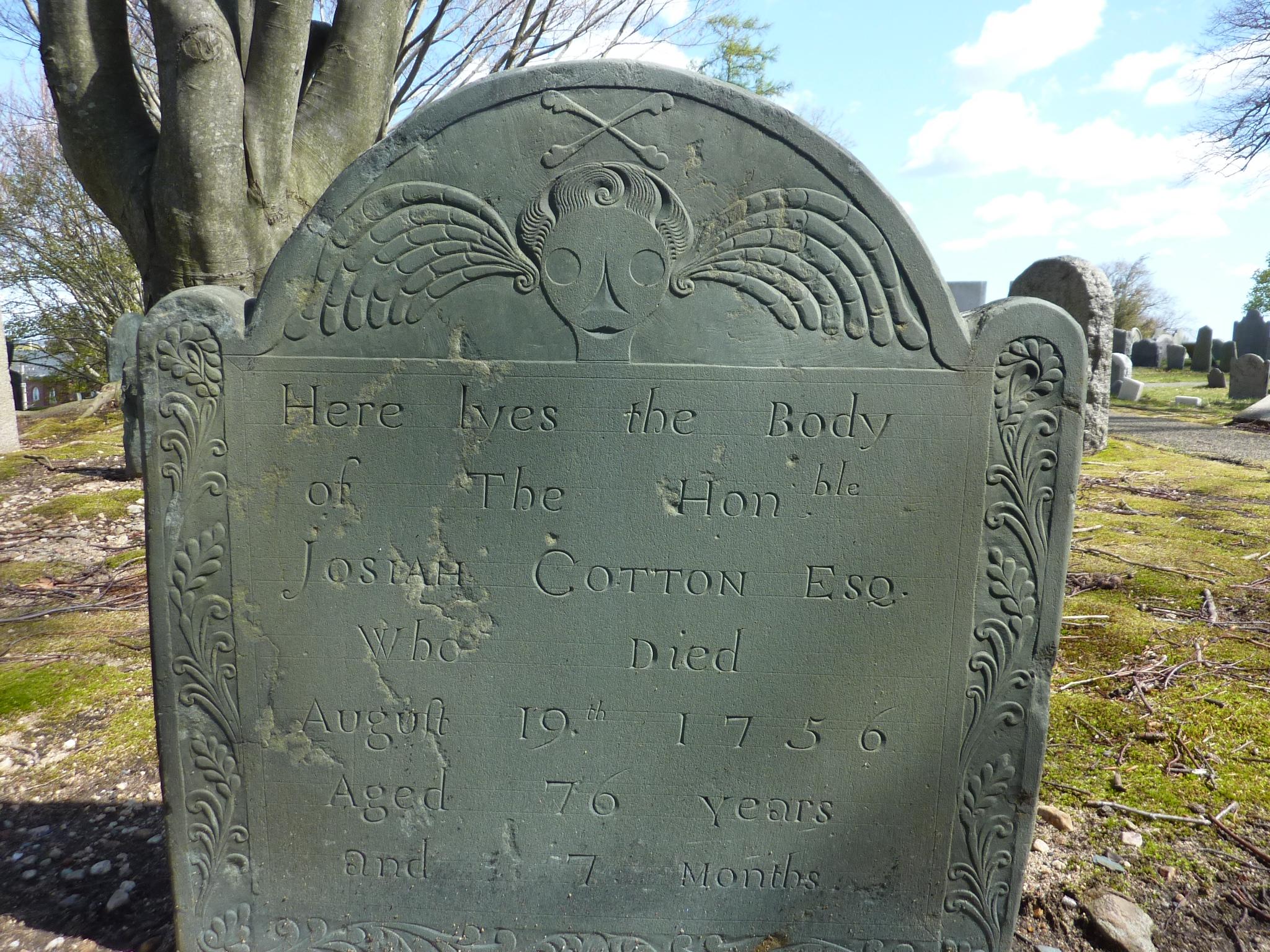 Josiah Cotton