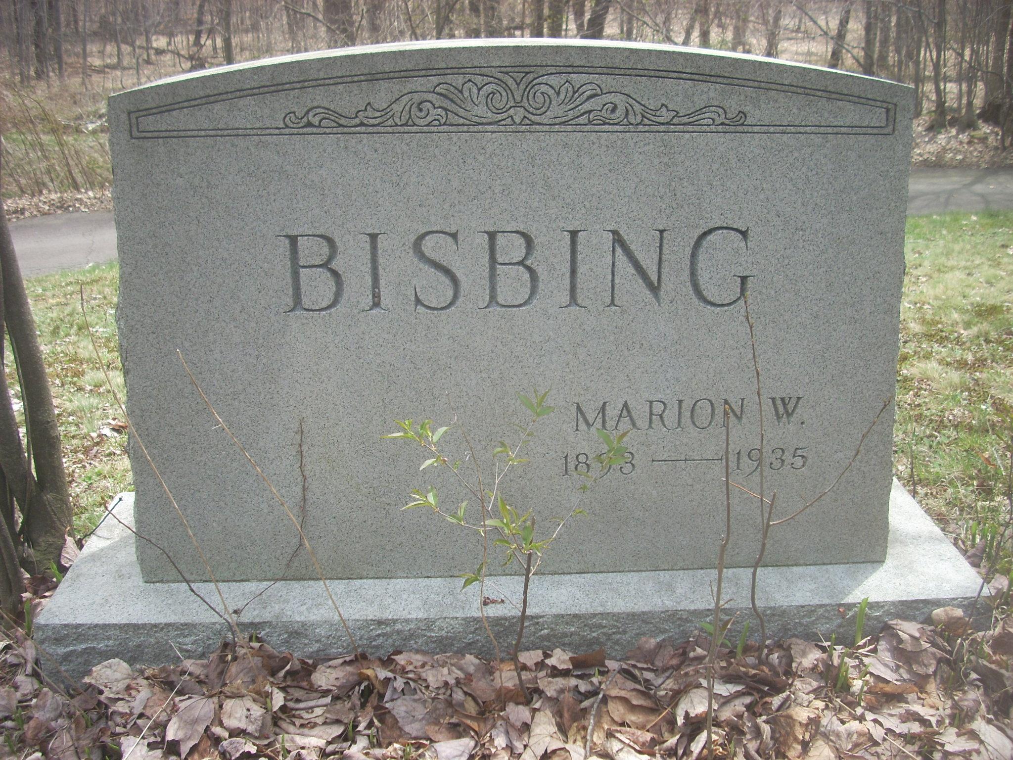 Burton Louis Bisbing