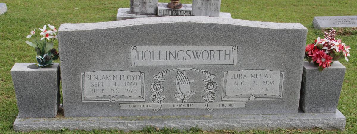 Edra <i>Merritt</i> Hollingsworth