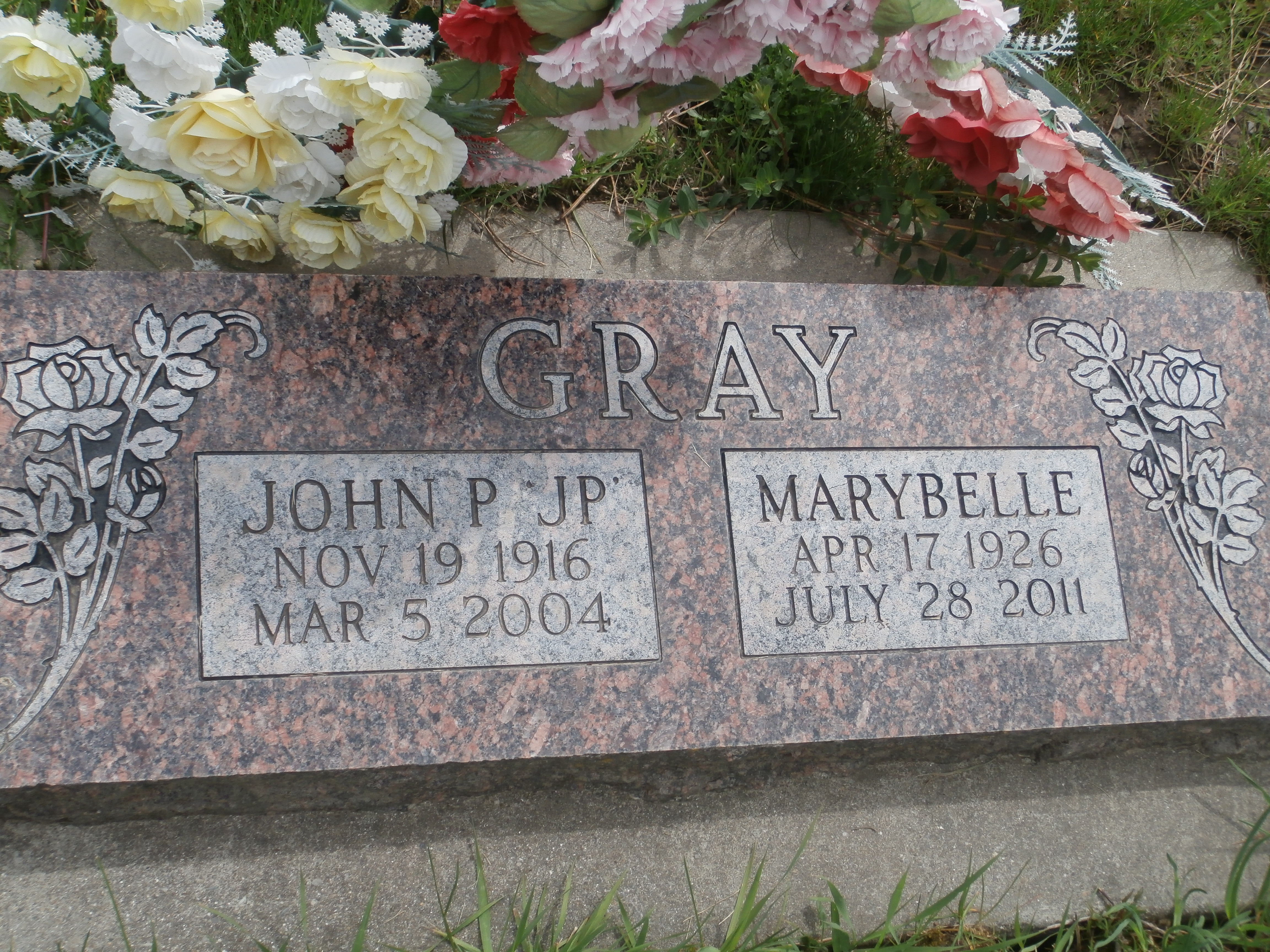 John P. Jack Gray