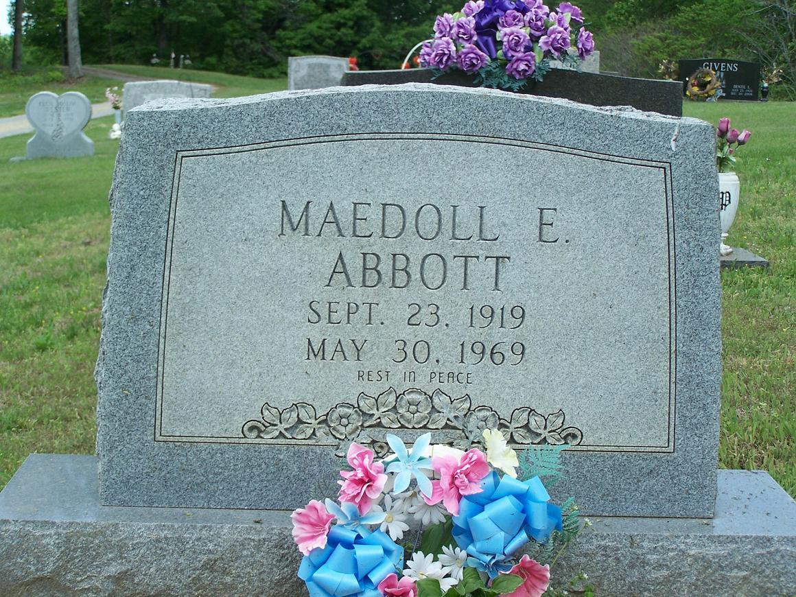 Maedell Abbott