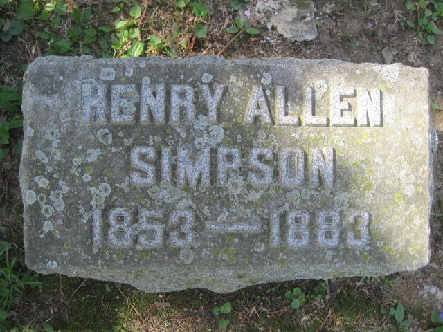 Henry Allen Simpson